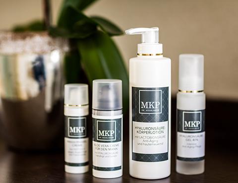 MKP Kosmetik – Sortiment Mann