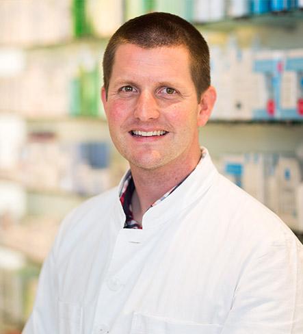 Dr. Philipp Hoffmann – Inhaber der Dom Apotheke
